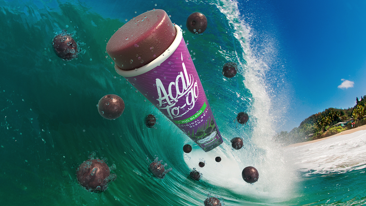 Wave Açaí to go