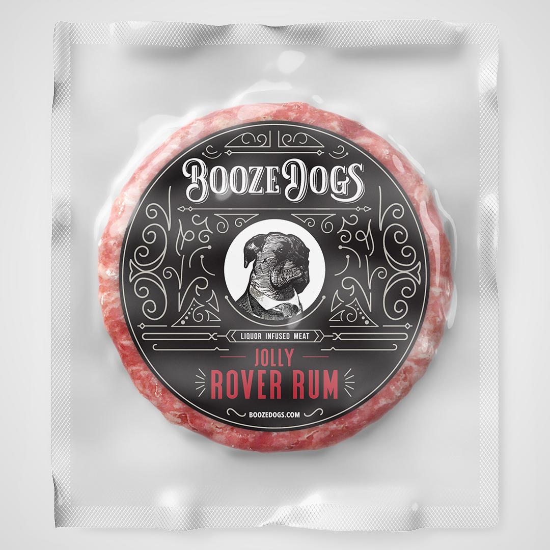 Burger Rover Rum – Booze Dogs